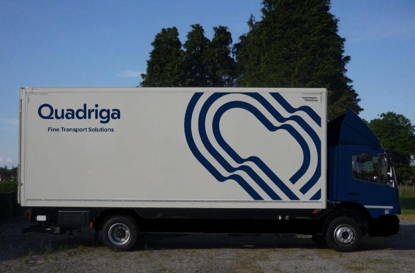 Truck Quadriga